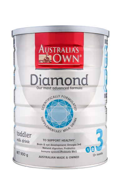 Australia's Own Diamond Toddler Milk Drink (12+ months) 900g