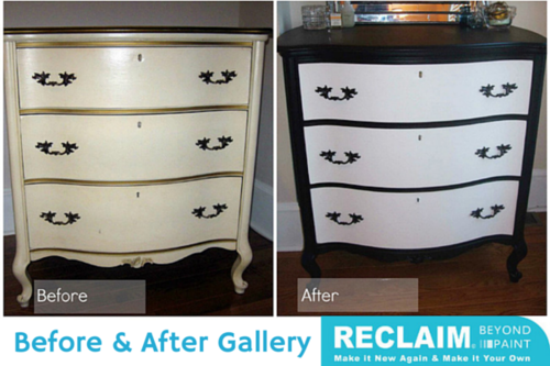 Reclaim Before & After Gallery