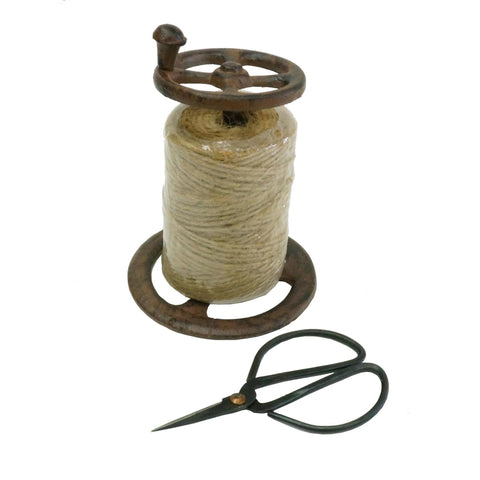 Twine Holder w/ Scissors | The Old Tin Shed