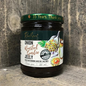 Jelly - Onion Roastesd Garlic | The Old Tin Shed