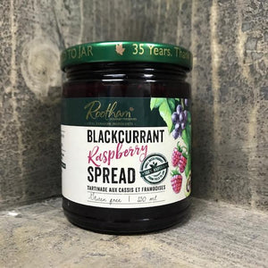 Spread - Blackcurrant Raspberry | The Old Tin Shed