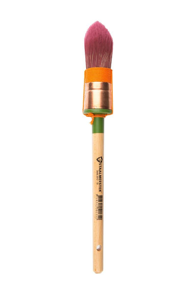 Staalmeester Pointed Sash Paint Brush #18 | The Old Tin Shed