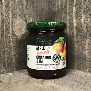Jam - Apple Peach Cinnamon | The Old Tin Shed
