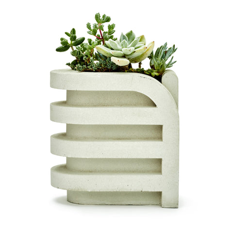 Rooftop Planter / Bookend