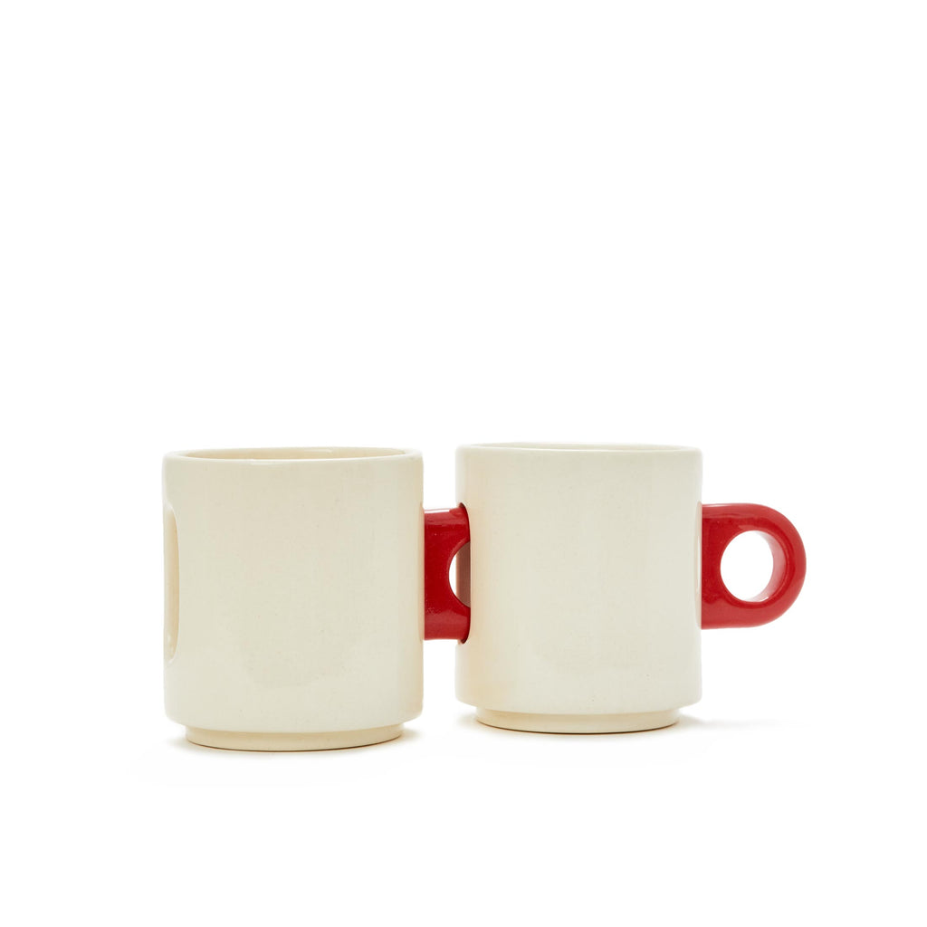 Best Nest Espresso Cup (red pair)