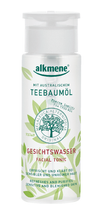 Acne fighting skin care - Alkmene Tea Tree Oil Face toner for Dry oily Blemished Skin - Treat Cystic acne breakouts travel size white & green natural blemish remedy scar healing