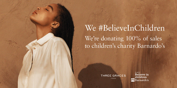 Three Graces London Supports Children Charity Bernardo's