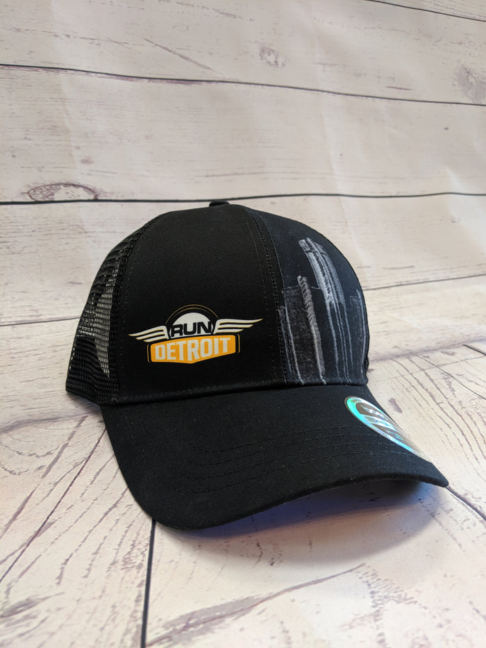 RUNdetroit Technical Trucker® Hat