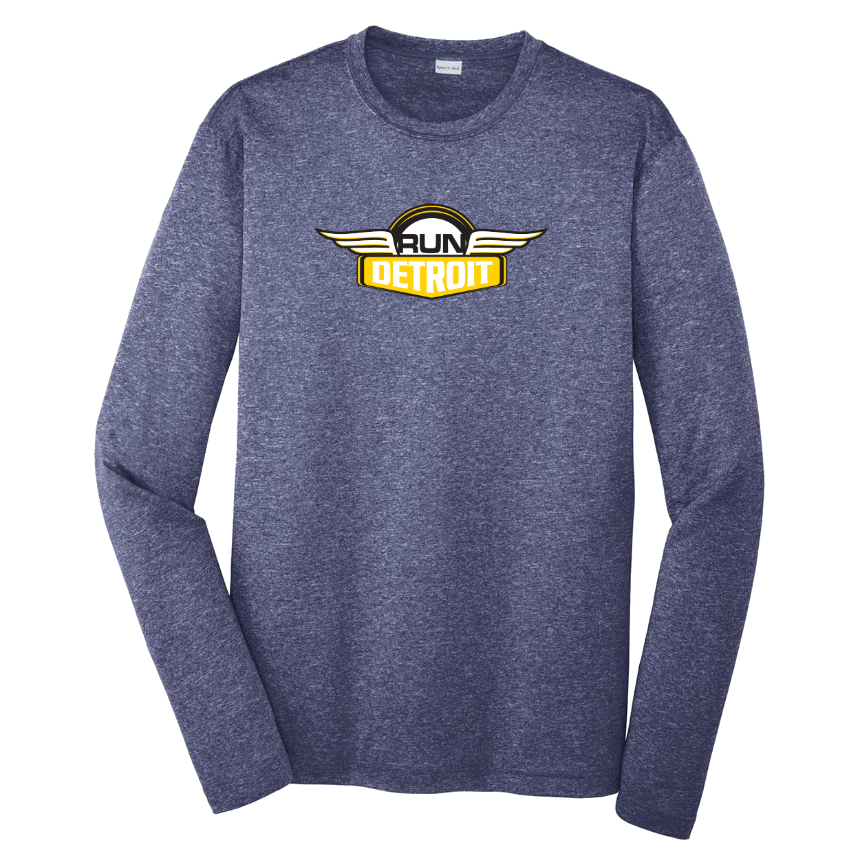 Men's RUNdetroit Long Sleeve