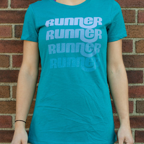 Men's RUNdetroit Logo Short Sleeve Tech