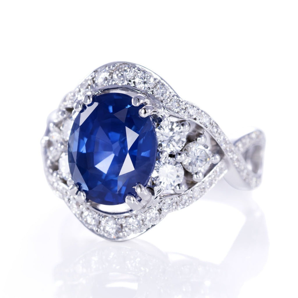 Bague Typhaine