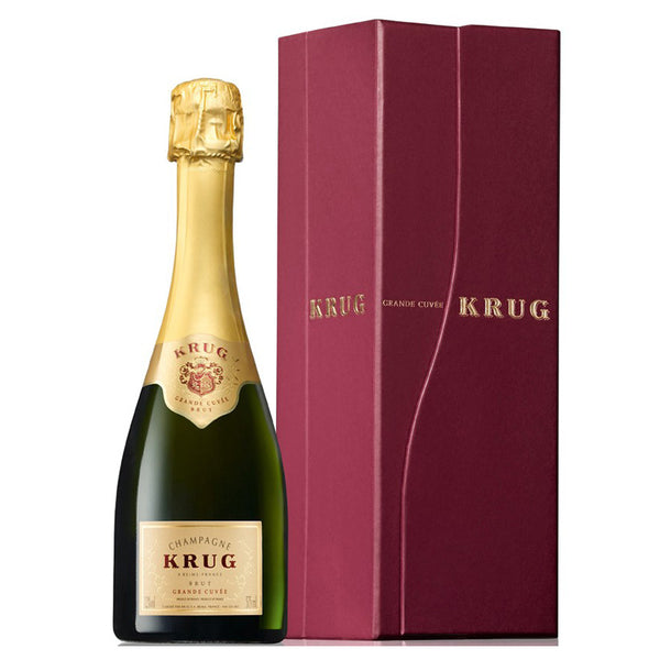 Krug Grande Cuvee - From $265 Per Bottle