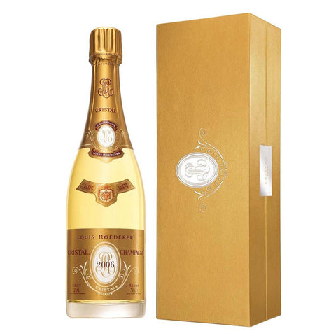 Louis Roederer Cristal Brut - From $275.00 Per Bottle
