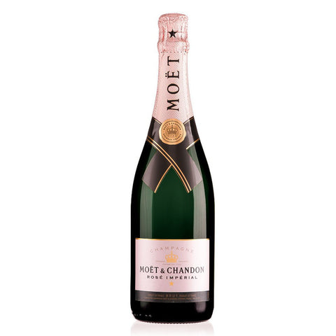 Moet & Chandon Rose - From $94.90 Per Bottle