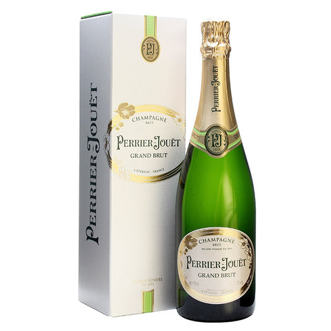 Perrier-Jouet Grand Brut - From $65.90 Per Bottle