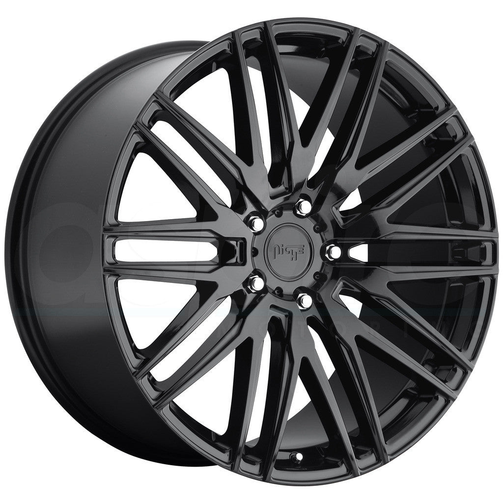 Niche Wheels Anzio M164 Black Gloss