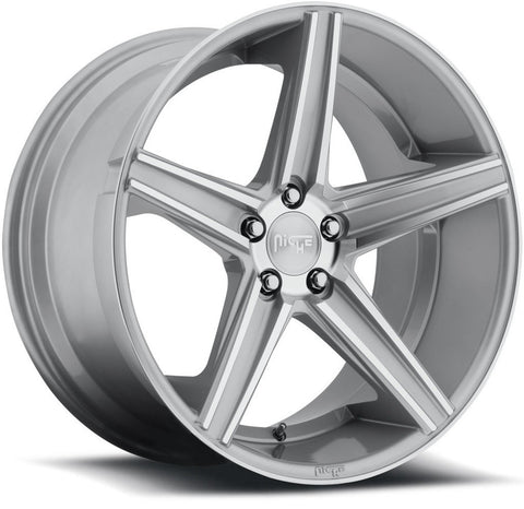 Niche Wheels Apex M125 Silver Machined