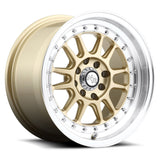 Niche Wheels Johnny Walker M092 Gold