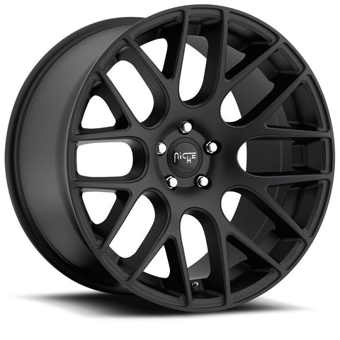 Niche Wheels Circuit M110 Black Matte