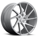 Niche Wheels Invert M162 Silver Machined