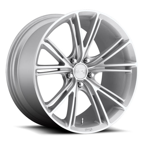 Niche Wheels Ritz M143 Silver Machined