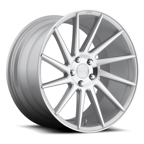 Niche Wheels Surge M112 Silver Machined