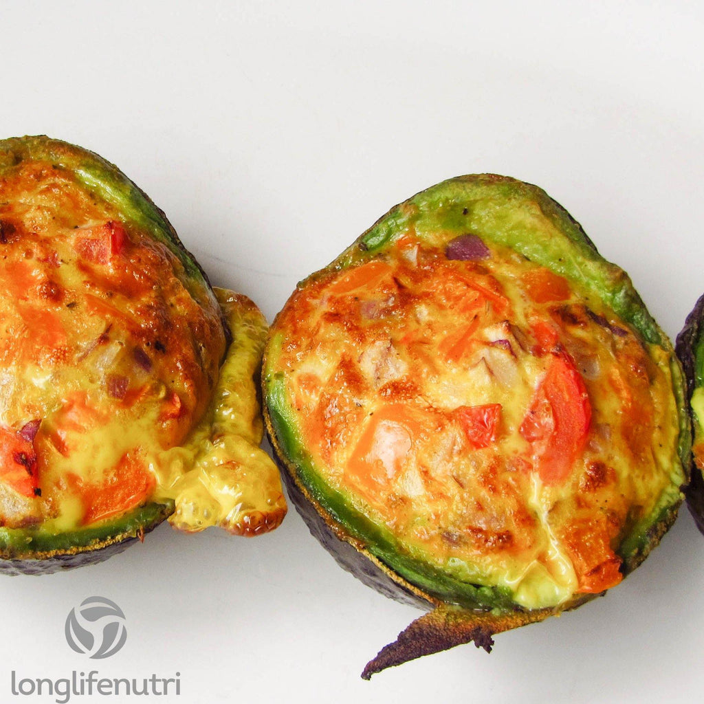 5 Healthy Stuffed Avocado Recipes