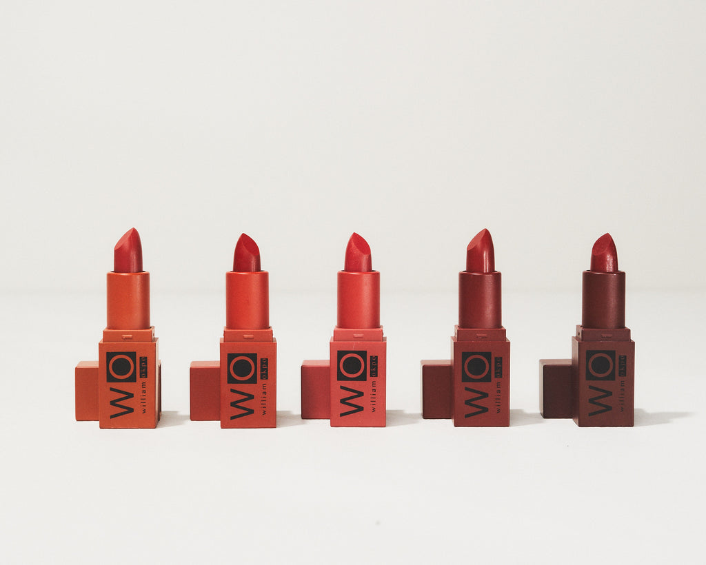 Mrs Okpo's Lipcolor - 5 SET LIPSTICK