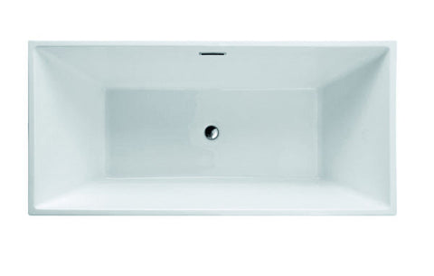 AquaLife Freestanding Bathrrom modern Acrylic BathTub AL-K-1514