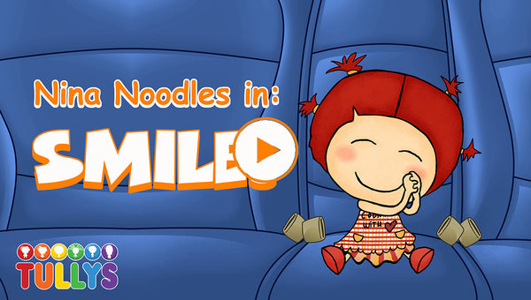 Nina Noodles in: Smile!