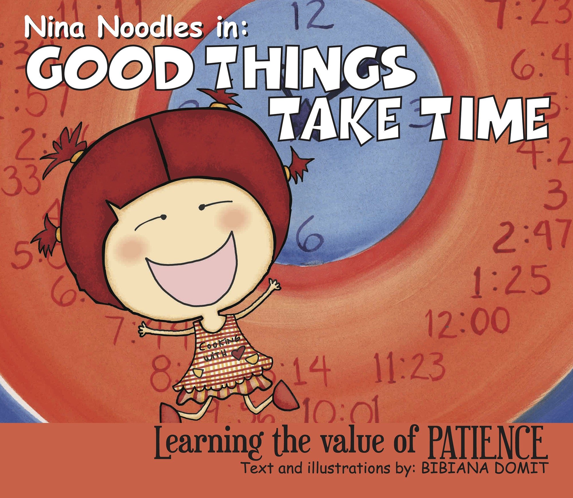The Tullys Children Books, Nina Noodles in Good Things Take Time