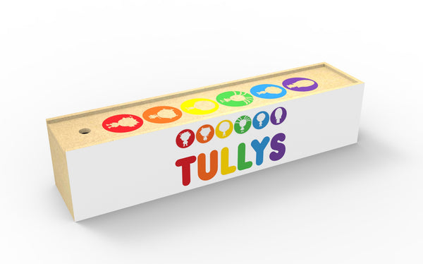 TULLYS WOOD TOY