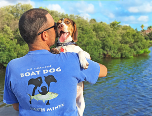 Boat Dog Breath Mints T-Shirts