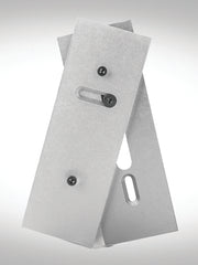 Single Point Thru The Pad Adjustable Square Cut 2x6 Butt Plate Assembly