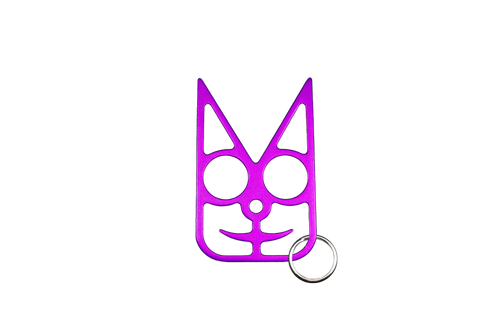 Purple Safety Cat - SafetyFirst