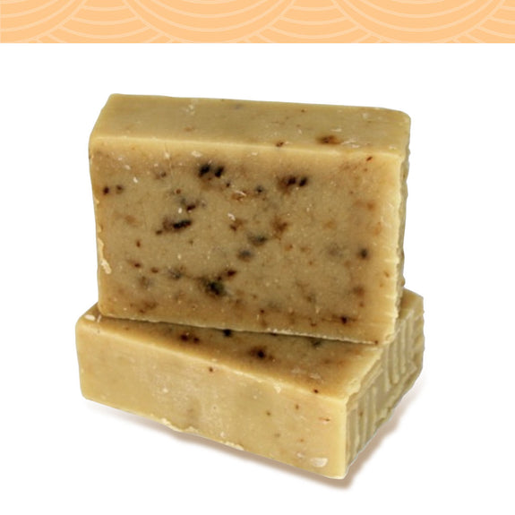Apricot, Honey and Goat Milk Soap