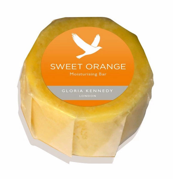 Gloria Kennedy Sweet Orange Moisturising Vegan Bar
