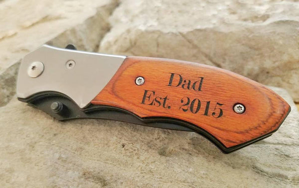 New Dad Pocket Knife
