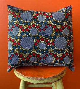 Kitenge pillows - Ngonzi