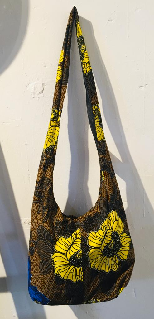 Hand-sewn Bag - Lutete
