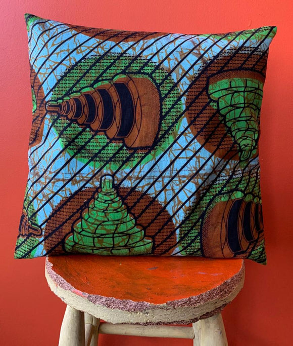 Kitenge pillows - Abigaba