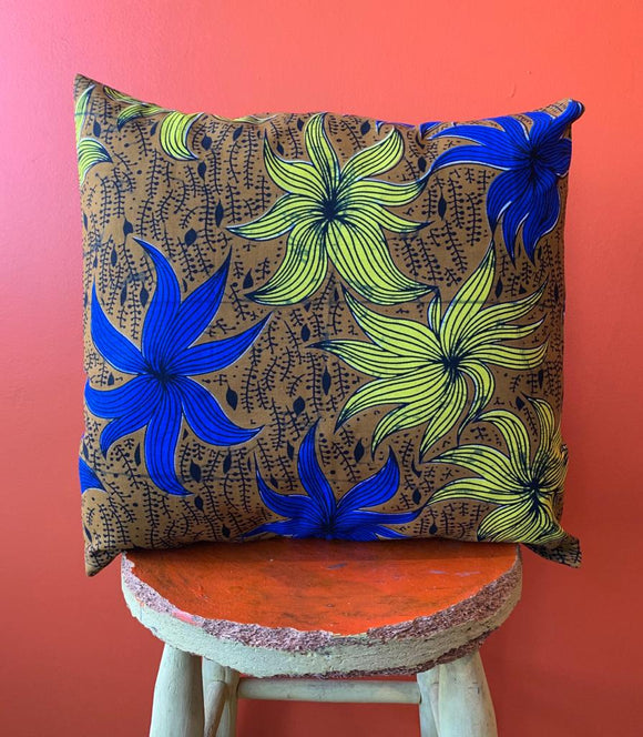 Kitenge pillows - Abitegeka