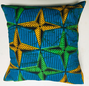 Kitenge pillows - Adyeri