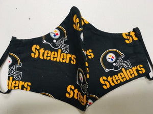 Sports Face mask - Steelers