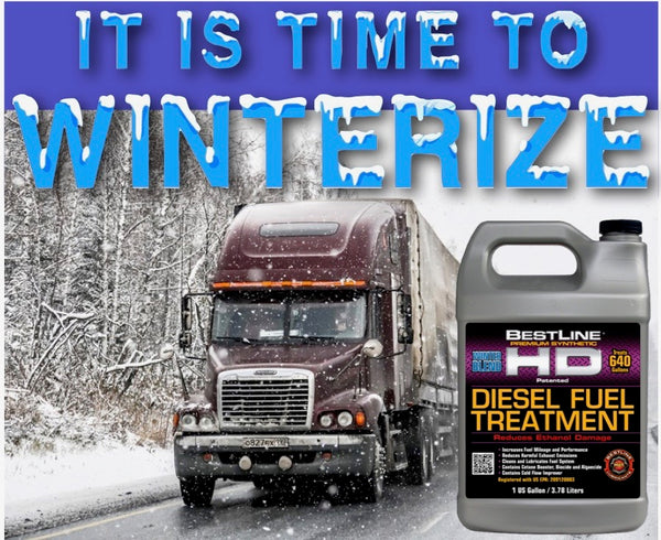 Big Sale + Free Shipping Diesel Fuel Winterizing Fuel Conditioner flows to -30ºF