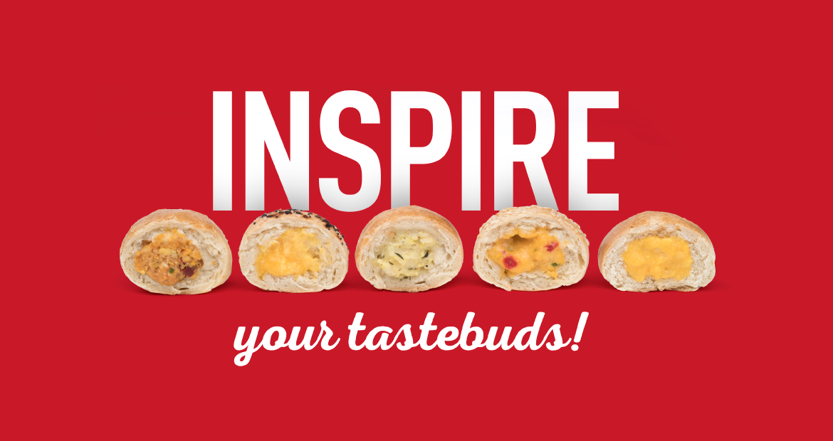 Inspire your tastebuds