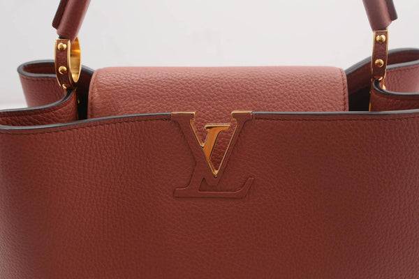 2016 Louis Vuitton Capucines MM Handbag
