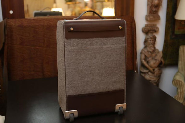 Hermes Caleche-Express Carry-on Cabine Suitcase with Wheels