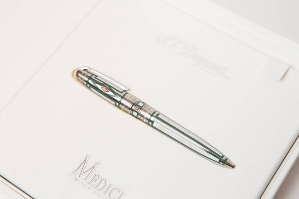 St. Dupoint Paris Pen from the Medici Limited Edition Collection