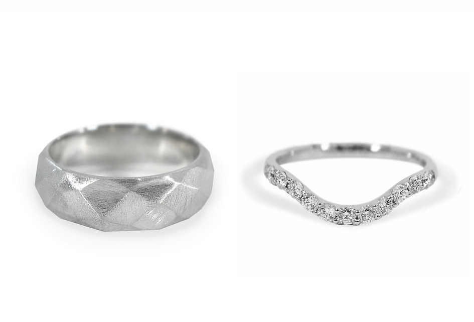 Bere & Polo Wedding Rings // Argollas de Matrimonio de Bere & Polo